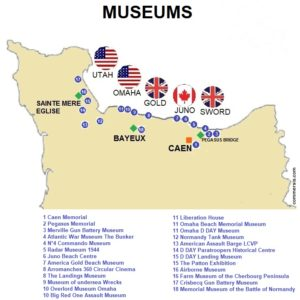 museum normandy